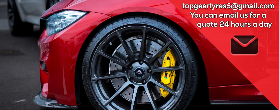 High Performance Tyres Chester